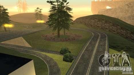 New HQ Roads для GTA San Andreas двенадцатый скриншот