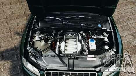 Audi S5 для GTA 4 вид сверху