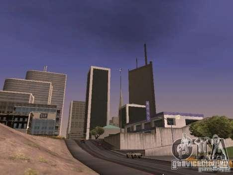Weather manager для GTA San Andreas шестой скриншот
