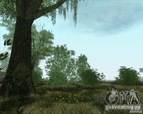 Project Oblivion HQ V1.1 для GTA San Andreas второй скриншот