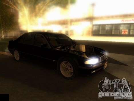 ENB Series v1.0 для GTA San Andreas