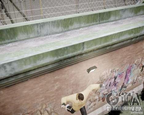 Prison Break Mod для GTA 4 пятый скриншот