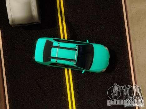 Mitsubishi Lancer для GTA San Andreas вид сбоку