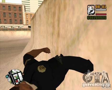 39 анимаций из игры Assassins Creed для GTA San Andreas