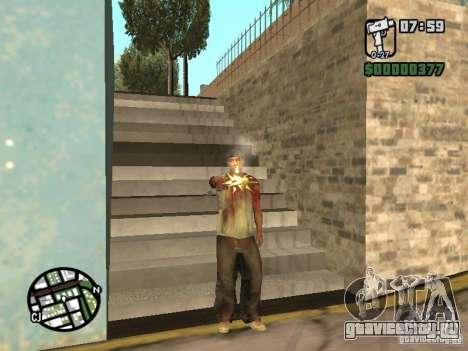 Markus young для GTA San Andreas второй скриншот