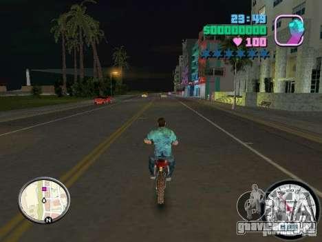 Спидометр для GTA Vice City четвёртый скриншот