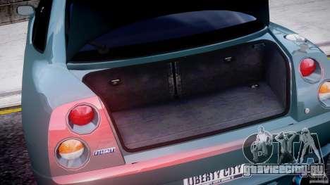 Fiat T20 Coupe для GTA 4 вид изнутри