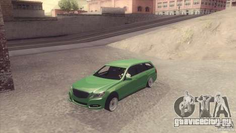 Mercedes-Benz E-Class Estate S212 для GTA San Andreas