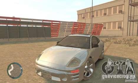 Mitsubishi Eclipse Spyder для GTA 4