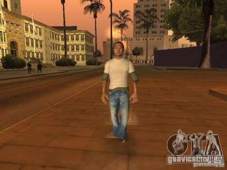 Black Stallion Peds для GTA San Andreas четвёртый скриншот