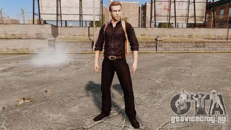 Райан Рейнольдс (Ник Уокер) для GTA 4