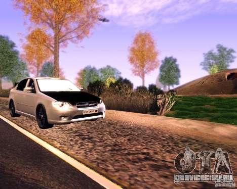Subaru Legacy 3.0 R tuning v 2.0 для GTA San Andreas вид справа