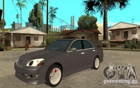 TOYOTA MARK II RY для GTA San Andreas