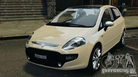 Fiat Punto Evo Sport 2012 v1.0 [RIV] для GTA 4