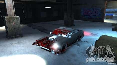 Apocalyptic Mustang Concept (Beta) для GTA 4