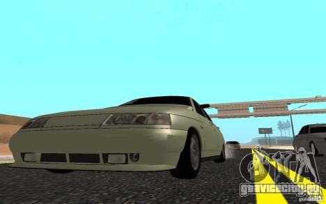 ВАЗ 2110 Light Tuning для GTA San Andreas вид справа