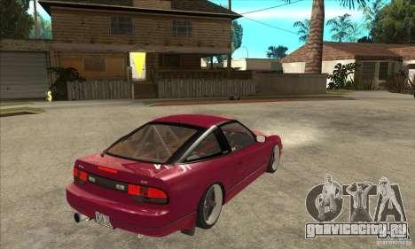 Nissan 240SX Zenki для GTA San Andreas вид справа