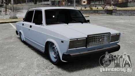 ВАЗ-2107 2011 DAG для GTA 4