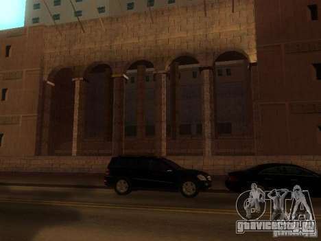 City Hall Los Angeles для GTA San Andreas второй скриншот
