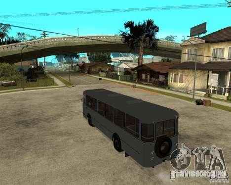 ЛИАЗ 677 для GTA San Andreas вид слева