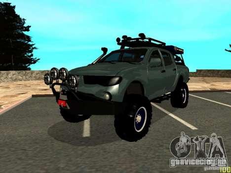 Mitsubishi L200 для GTA San Andreas