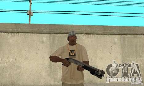 Дробовик американского спецназа для GTA San Andreas