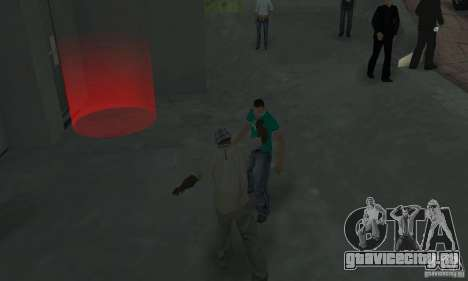 Уличные бои v2 для GTA San Andreas третий скриншот