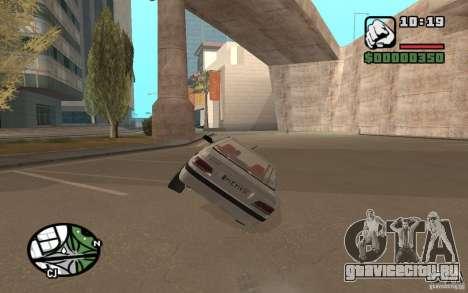 Peugeot 406 Persia для GTA San Andreas вид справа
