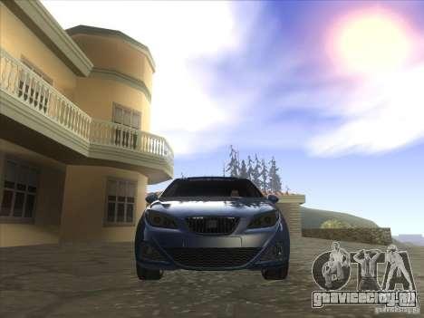 Seat Ibiza 2008 для GTA San Andreas