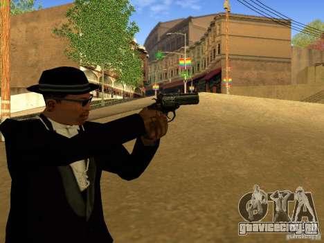 MP 412 для GTA San Andreas третий скриншот