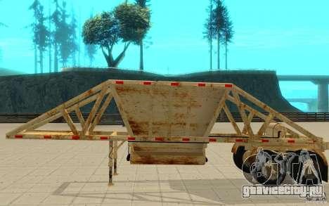 Полуприцеп Petrotr 2 для GTA San Andreas