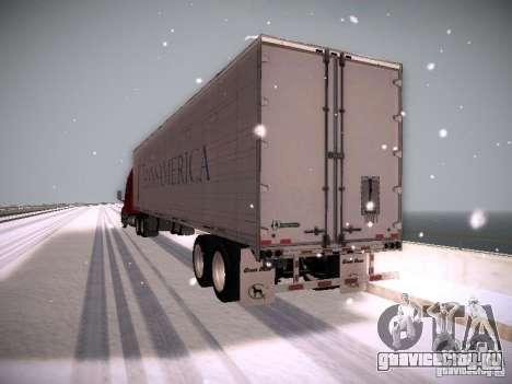 Trailer Artict1 для GTA San Andreas вид справа