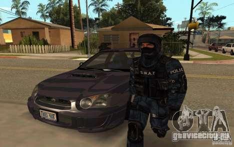 Alternative urban для GTA San Andreas шестой скриншот