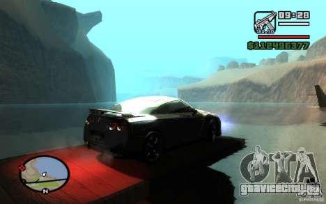 ENBSeries By Gasilovo для GTA San Andreas пятый скриншот