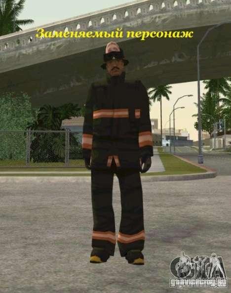 Скины S.T.A.L.K.E.R. для GTA San Andreas четвёртый скриншот