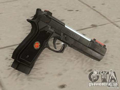 Desert Eagle для GTA San Andreas второй скриншот