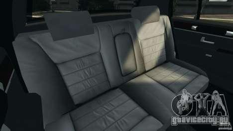 Lincoln Town Car 2006 v1.0 для GTA 4 вид сбоку