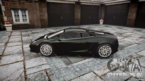 Lamborghini Gallardo LP560-4 для GTA 4 вид слева