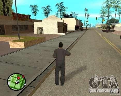 Police On Radar для GTA San Andreas четвёртый скриншот
