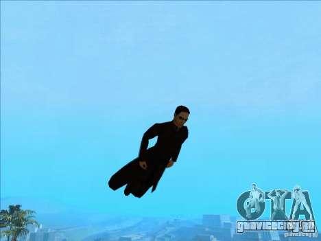Matrix Skin Pack для GTA San Andreas десятый скриншот