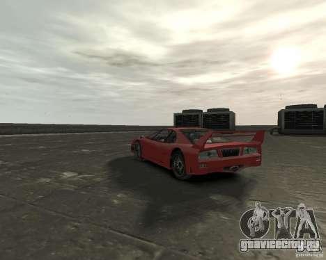 Turismo from GTA SA для GTA 4 вид сзади слева