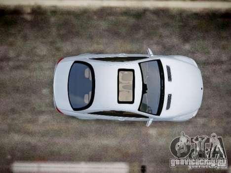 Mercedes-Benz CL65 AMG для GTA 4 вид справа