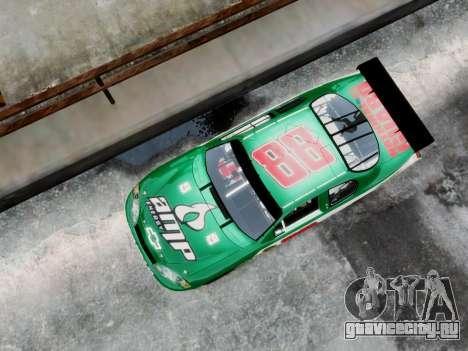 Chevrolet Monte Carlo SS 88 Nascar для GTA 4 вид справа