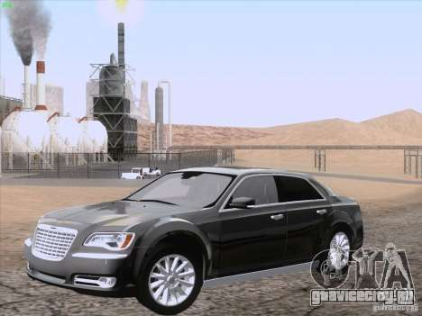 Chrysler 300 Limited 2013 для GTA San Andreas