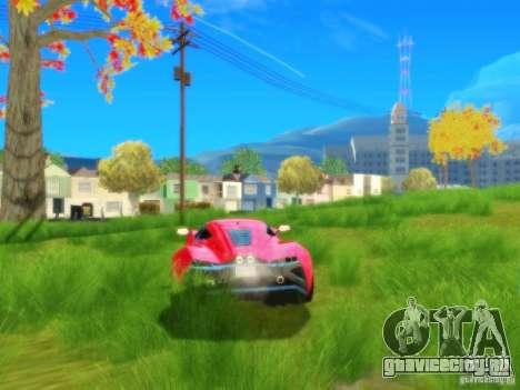 ENBSeries v1.3 для GTA San Andreas пятый скриншот