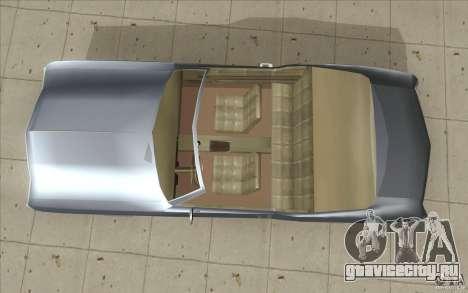 Buick Riviera GS 1969 для GTA San Andreas вид справа