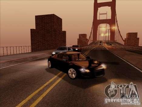 ENBSeries для GTA San Andreas одинадцатый скриншот