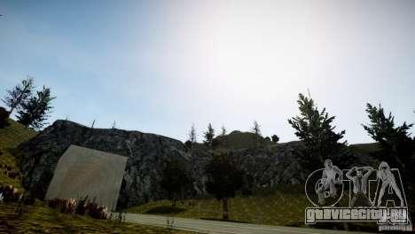 GhostPeakMountain для GTA 4 третий скриншот