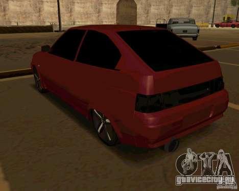 ВАЗ 2112 купе v.2 для GTA San Andreas вид справа