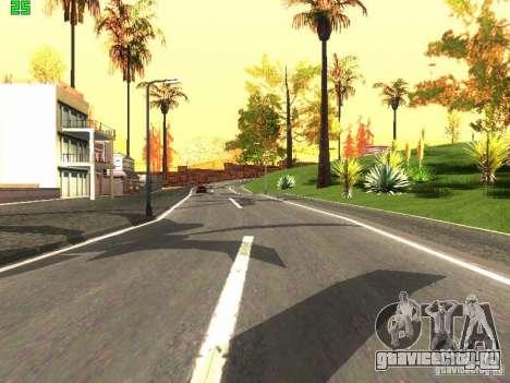 Roads Moscow для GTA San Andreas третий скриншот